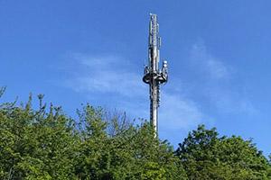 Mobilfunk 4G 5G Antenne (Fotografie © Wangen)